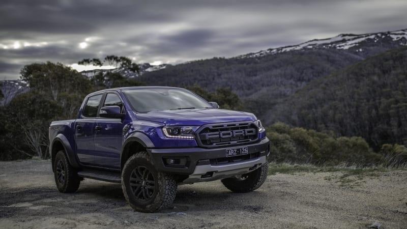 2019 Ford Ranger Raptor Road Test Review Autoblog