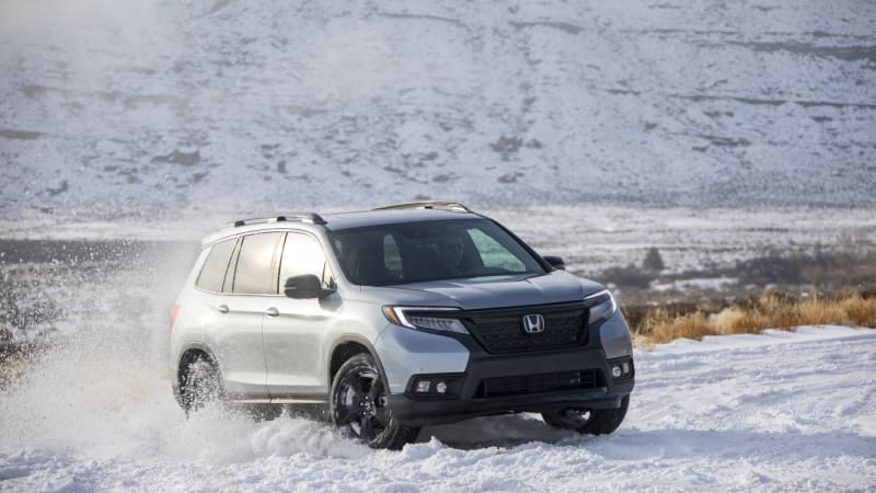 2019 Honda Passport Crossover On And Off Road Test Review Autoblog