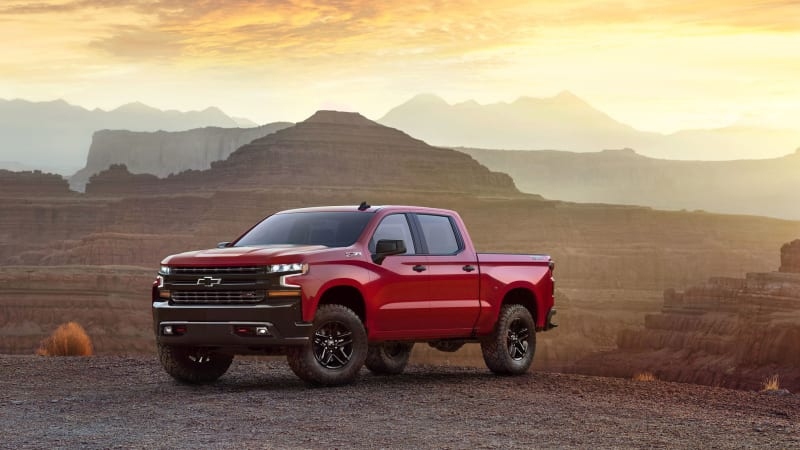 photo of GM says EVs are the future — but trucks are going to take it there image