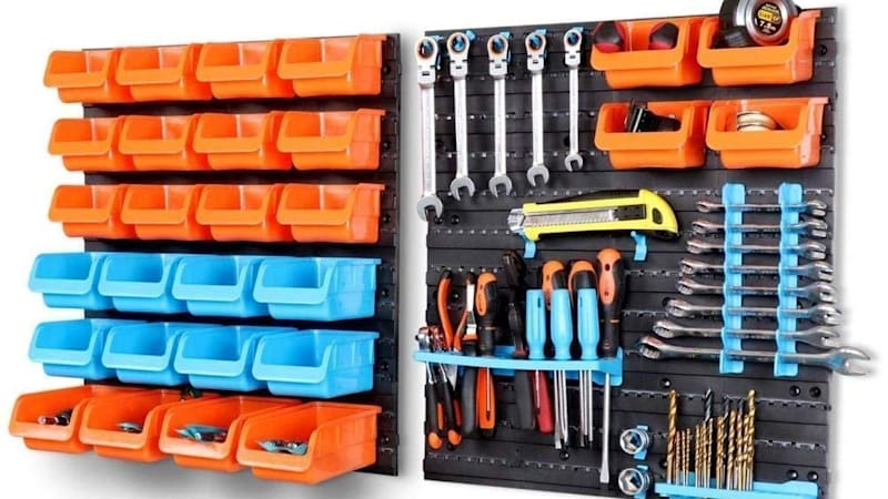 These garage organizers can help you get an early start on spring cleaning