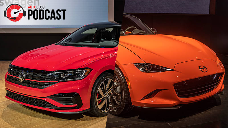 2019 Chicago Auto Show Special | Autoblog Podcast #570