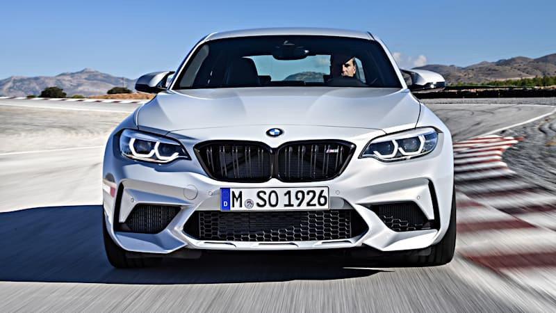 2019 BMW M2 Competition Drivers