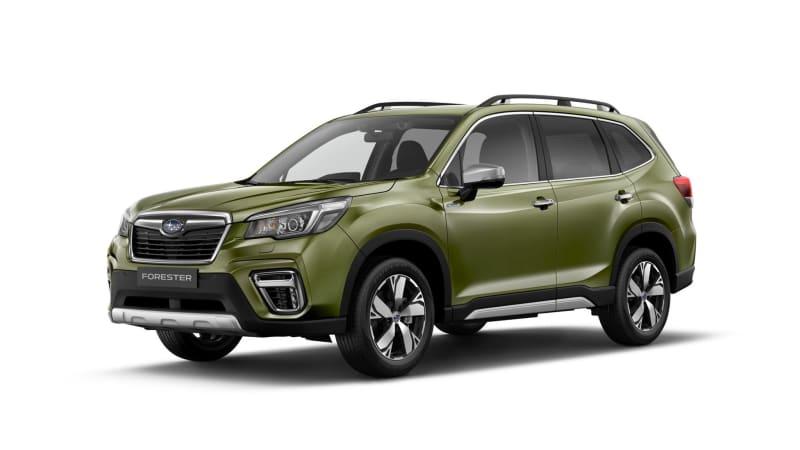 2020 Subaru Crosstrek: Specs, Equipment, Price >> Subaru Debuts Euro Spec Xv And Forester E Boxer Hybrids Autoblog