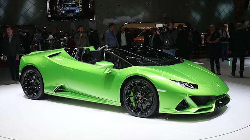 Geneva Auto Sales >> 2019 Geneva Motor Show In Pictures Our Mega Gallery Of Galleries