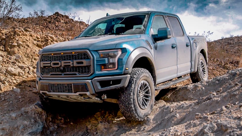 2019 Ford F-150 Raptor Second Drive Review