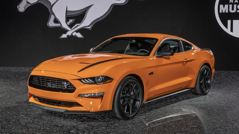 2020 ford mustang ecoboost high performance package revealed autoblog. Black Bedroom Furniture Sets. Home Design Ideas