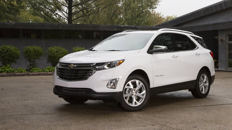 2020 Chevrolet Equinox Gmc Terrain Diesel Versions Will Be Fwd Only