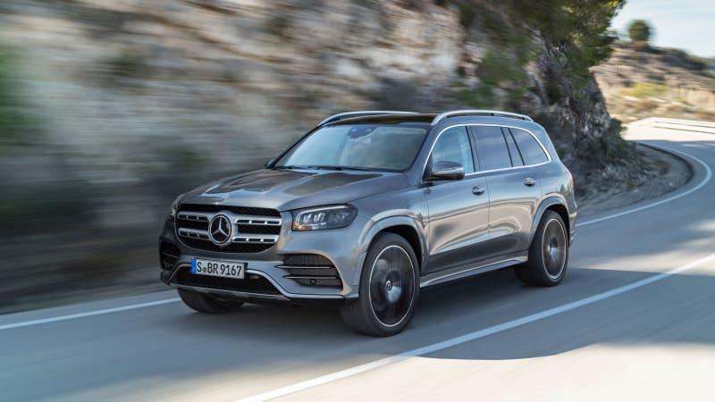 2020 Mercedes – Benz GLS New Engine, Price Updates >> 2020 Mercedes Benz Gls 450 4matic Starts At 76 195 Autoblog