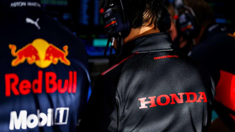 Red Bull разработает собственные силовые агрегаты на базе Honda в F1