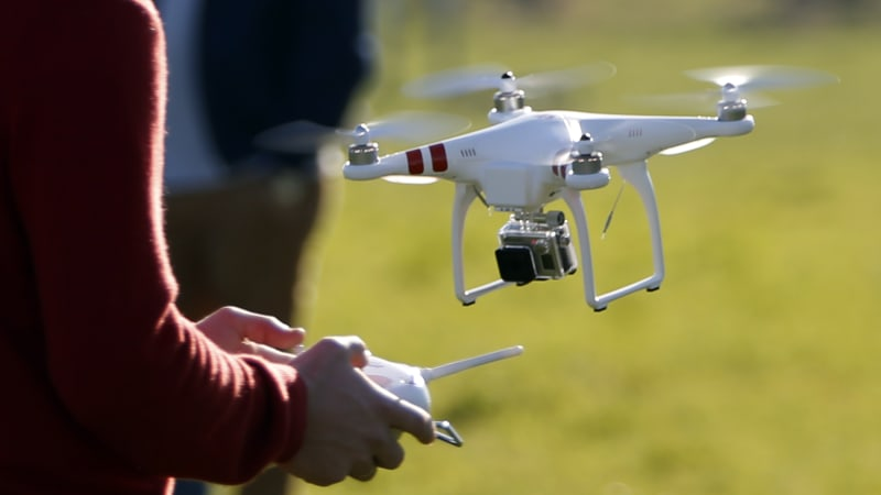 Drone company DJI reportedly working on self-driving technology