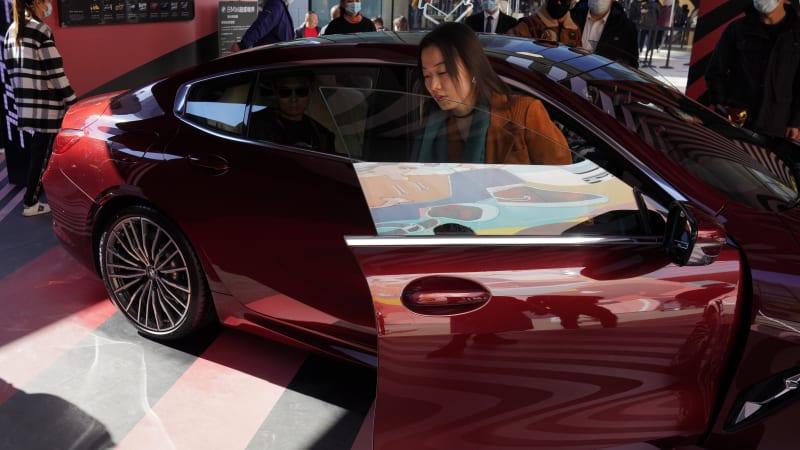 Продажи автомобилей в Китае упали на 6% во время пандемии