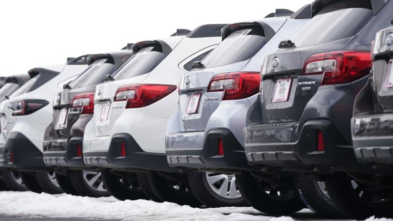 Subaru сокращает производство на несколько тысяч автомобилей в Японии и США из-за нехватки микрочипов