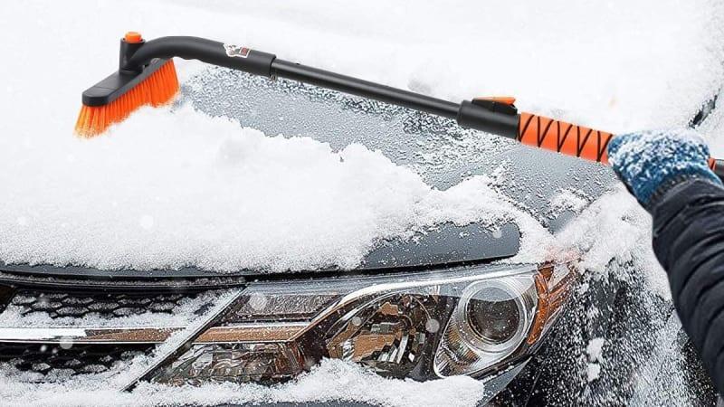 Вторая половина зимы не попадется без снегоочистителя