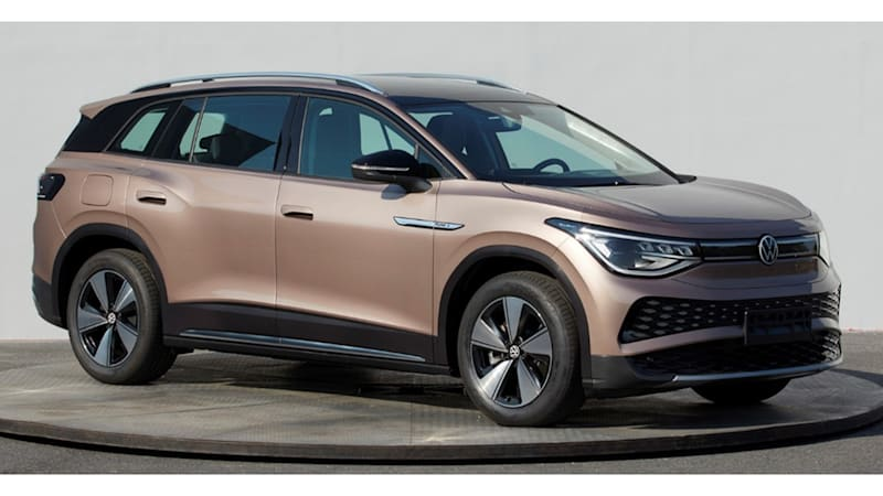 Here's your first, unofficial look at the VW ID.6