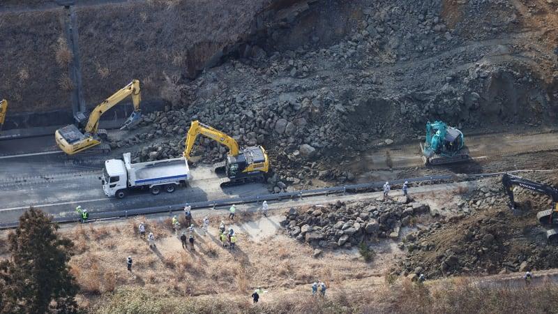 Дефицит запчастей из-за землетрясения влияет на производство Nissan в Японии