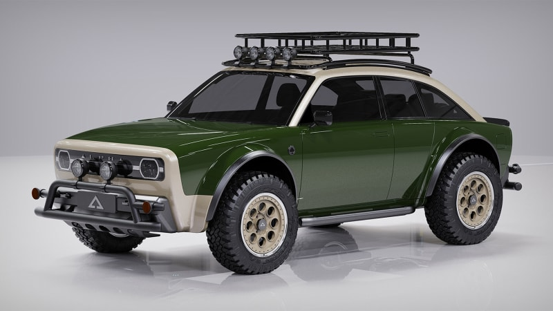 Alpha Motor Corporation introduces off-road, high performance EVs