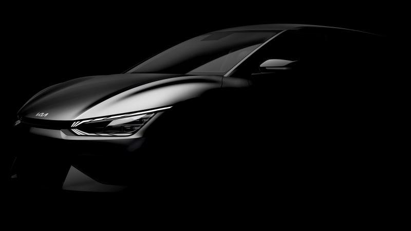 Тизер Kia EV6 дает нам первый взгляд на электромобиль на базе E-GMP