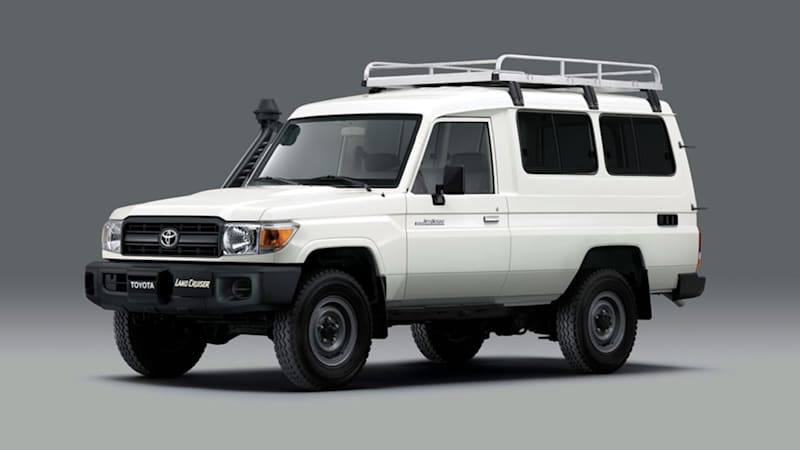 Toyota Land Cruiser 78 upgraded to deliver vaccines to remote areas