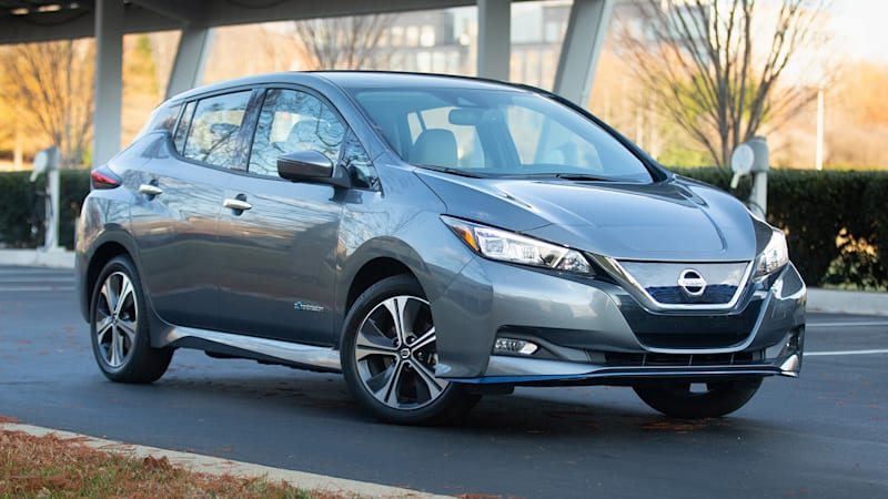 2021 Nissan Leaf Review | Variety of ranges, features are its strength