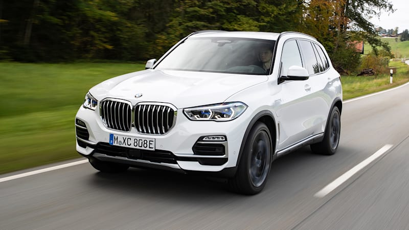 2021 BMW X5 xDrive45e PHEV First Drive Review | Better Bimmer with a bigger battery