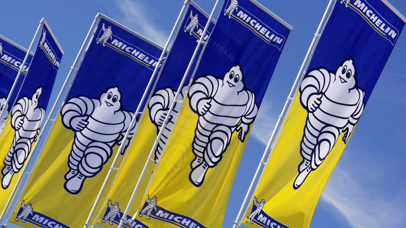 Michelin looks to become more than a tire company
