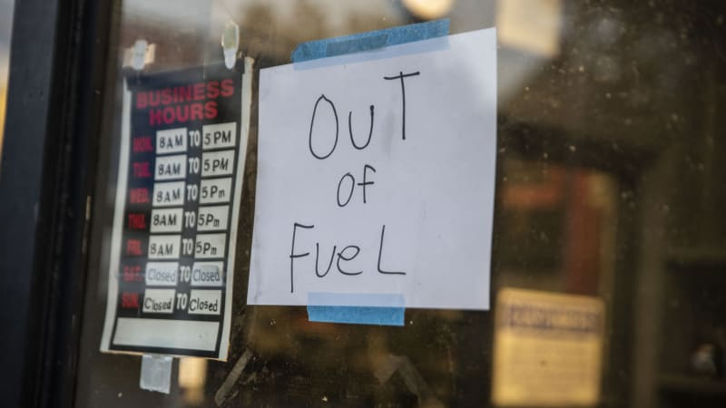 Gas prices hit 7-year high in slow recovery from pipeline cyberattack