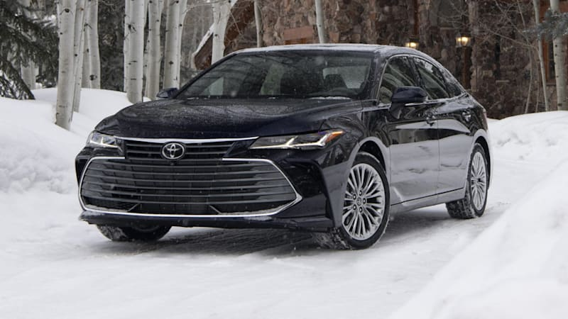 2021 Toyota Avalon Review | Big, but surprisingly luxurious and engaging