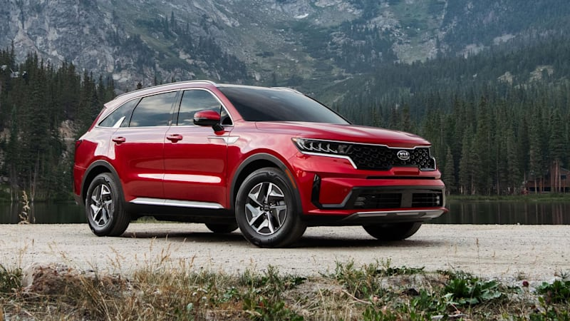 2021 Kia Sorento Review   Price, specs, features and ...