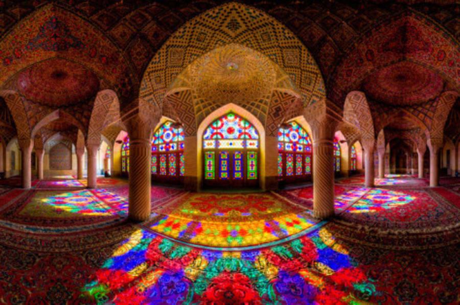 """Résultat de recherche d'images pour """"mosquée shiraz"""""""