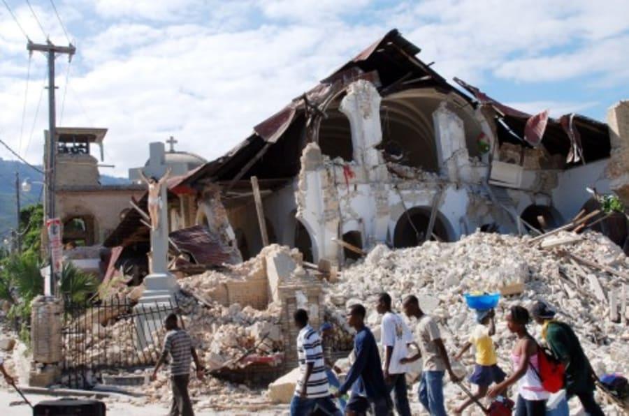 ハイチ大地震から5年 当時と今の...