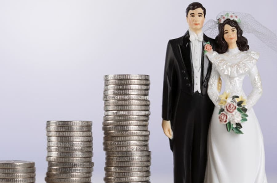 Wedding budget what you can get for 10k to 100k junglespirit Choice Image