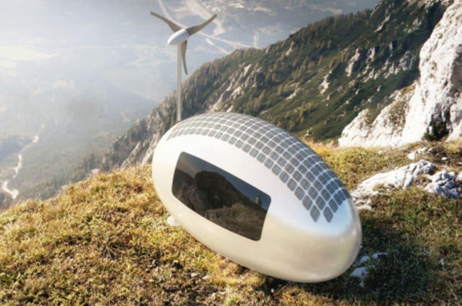 Ecocapsule, la casa diventa una capsula ecologica. Con cui abitare in qualsiasi luogo della Terra (FOTO)
