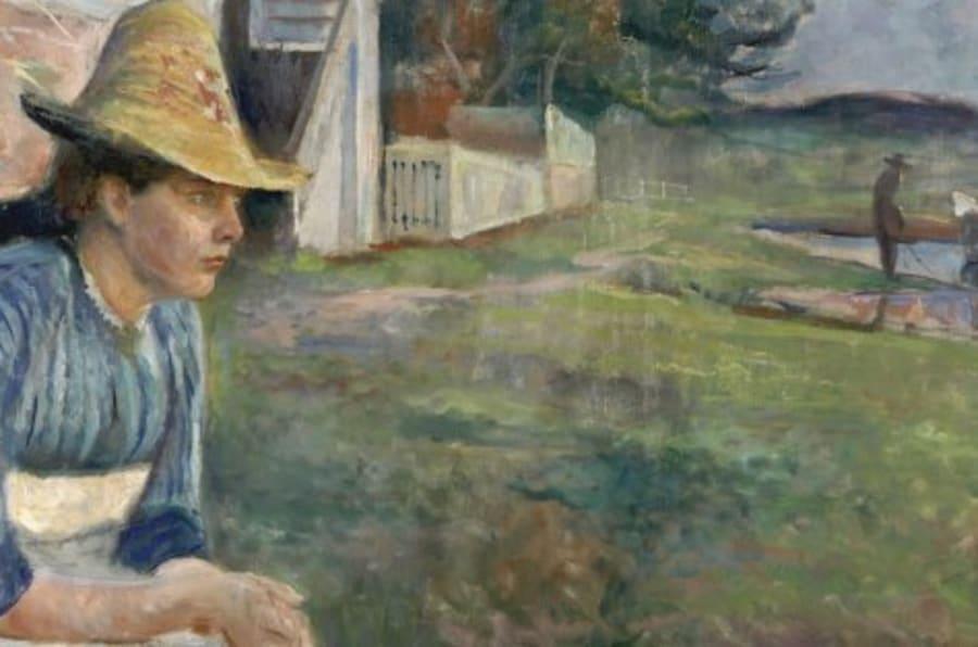 Munch es más que \'El Grito\': nueve cuadros para entender su ...
