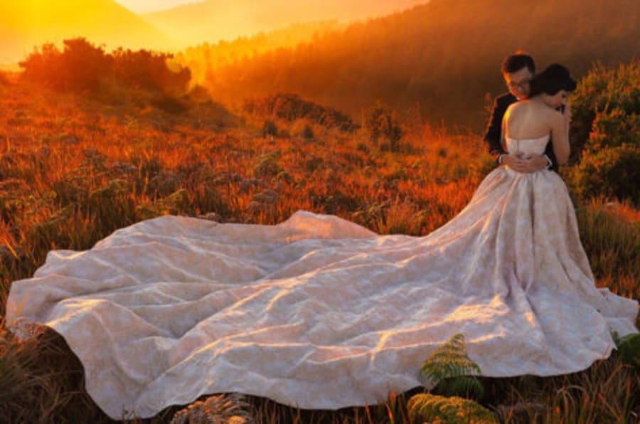 Las mejores entre las más bellas: 25 fotos de boda que merece la ...