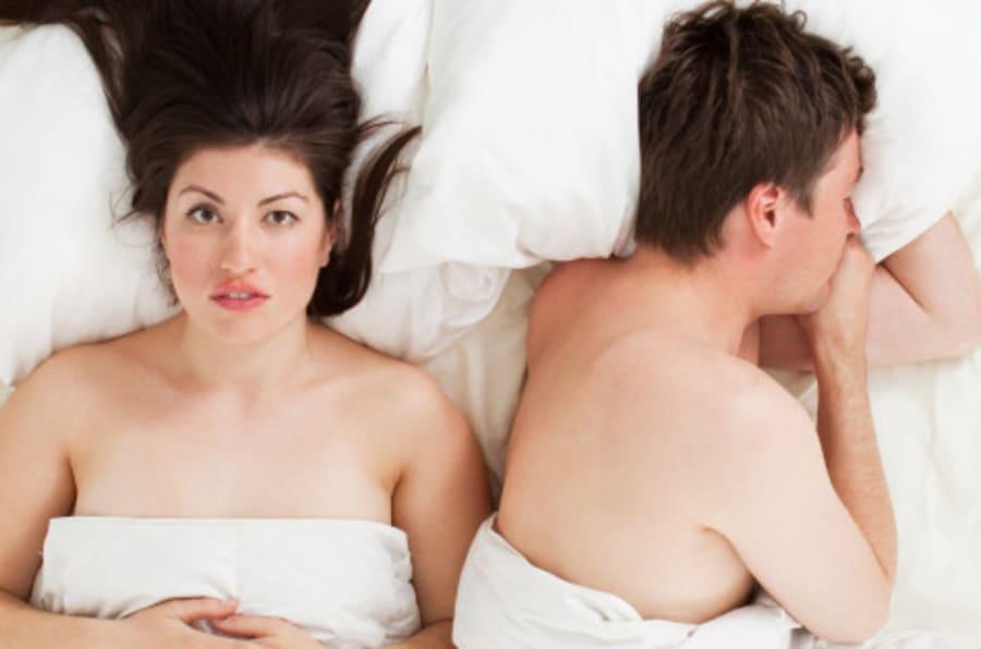 problemi nei rapporti sessuali