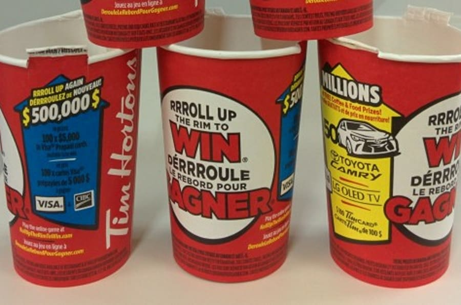 2018 roll up the rim prizes for students