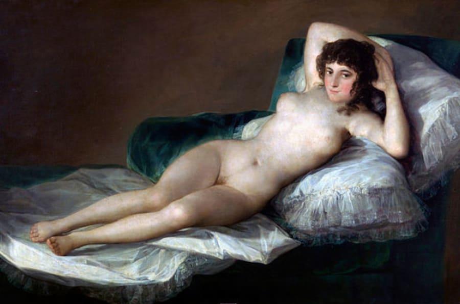 14 obras de arte clássicas que são mais eróticas do que você se lembrava
