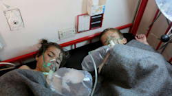 Dozens Dead In Suspected Gas Attack On Rebel-Held Area Of