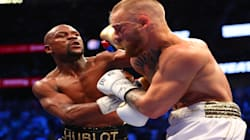 Floyd Mayweather Beats Conor McGregor In Boxing Super