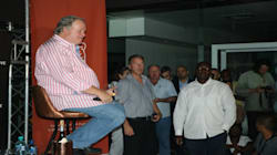 Power Cut At Pauw Launch 'Too Much Of A Coincidence':