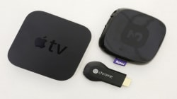 Connected Entertainment: Smart TV, Chromecast or Apple