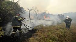 Raging Fires In Port Elizabeth Have Claimed Two