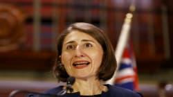 NSW Premier Gladys Berejiklian Unveils Major Cabinet
