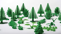 Plastic From Sugar Cane! Lego Launches Green
