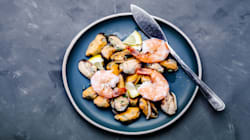 If You're Trying To Conceive (Or Just Want More Sex), Eat Seafood For