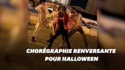 Ce danseur signe la meilleure chorégraphie
