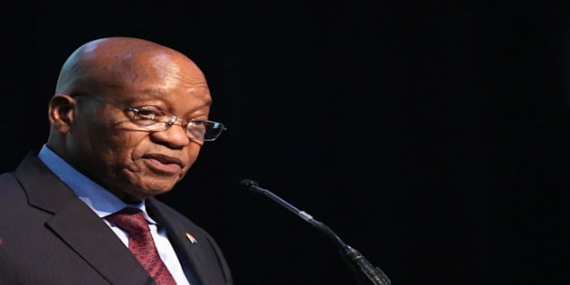 Zuma Announces Free Higher Education for Poor and Working Class Students