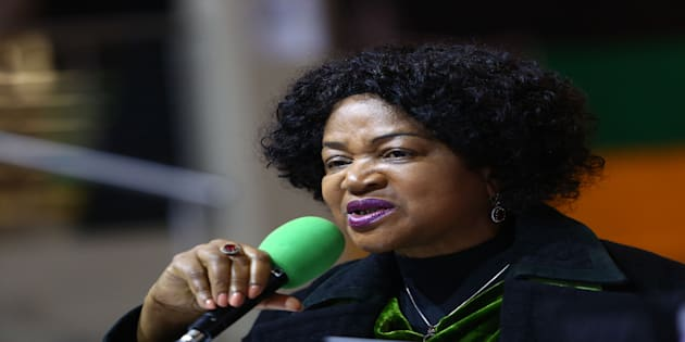 Mbete determines #NoConfidenceVote will be via secret ballot