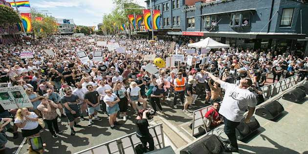The fight against Sydney's lockout laws continues, with a new rally planned for February.