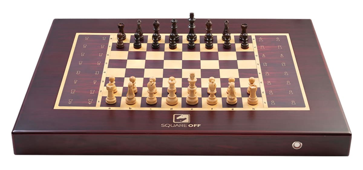 Plus Style Square Off Chess